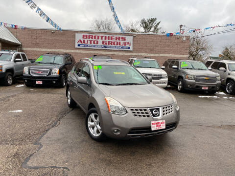 2009 Nissan Rogue for sale at Brothers Auto Group in Youngstown OH