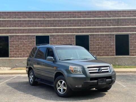 2008 Honda Pilot for sale at A To Z Autosports LLC in Madison WI