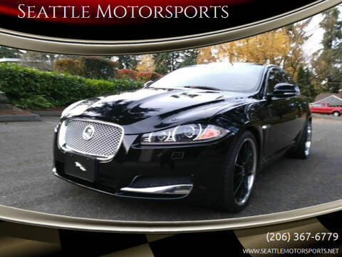 2012 Jaguar XF for sale at Seattle Motorsports in Shoreline WA