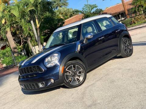 2012 MINI Cooper Countryman for sale at Citywide Auto Group LLC in Pompano Beach FL