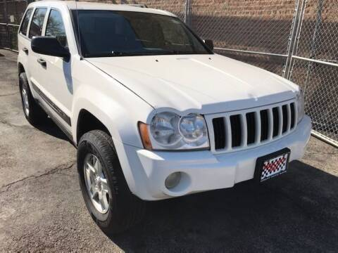 2006 Jeep Grand Cherokee for sale at GREAT AUTO RACE in Chicago IL