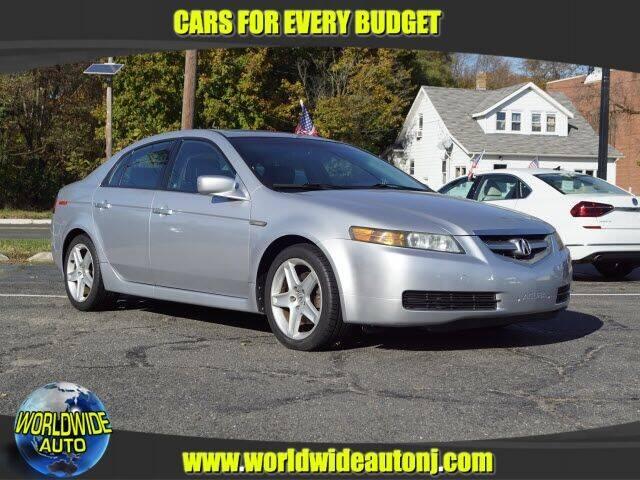 2005 Acura TL for sale at Worldwide Auto in Hamilton NJ