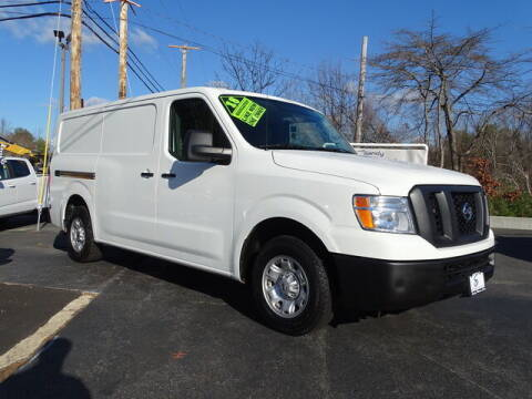2018 Nissan NV Cargo for sale at Sandy Motors Inc in Coventry RI
