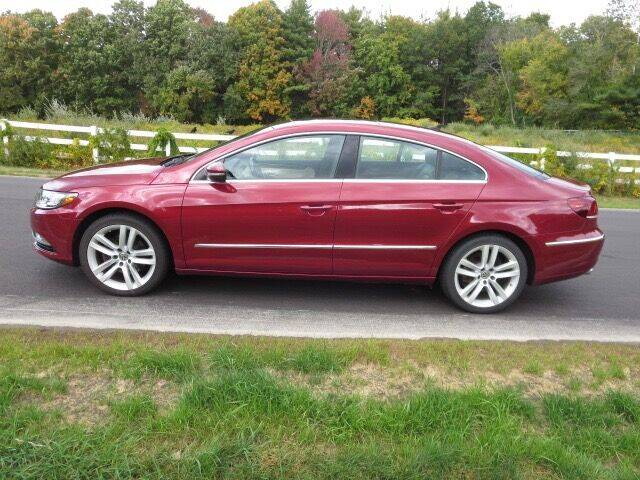 2014 Volkswagen CC for sale at Renaissance Auto Wholesalers in Newmarket NH