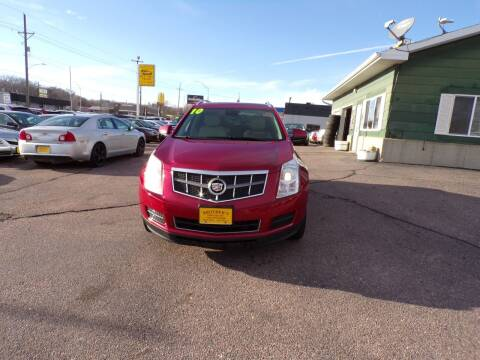 2010 Cadillac SRX for sale at Brothers Used Cars Inc in Sioux City IA