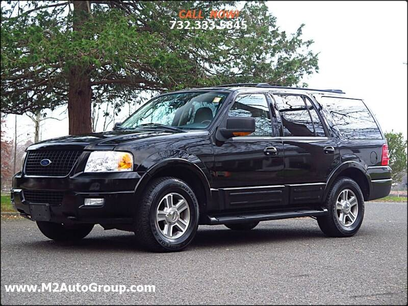 2004 Ford Expedition for sale at M2 Auto Group Llc. EAST BRUNSWICK in East Brunswick NJ