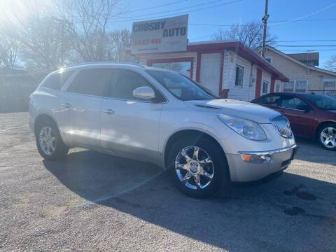 2010 Buick Enclave for sale at Crosby Auto LLC in Kansas City MO