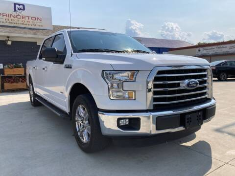 2016 Ford F-150 for sale at Princeton Motors in Princeton TX