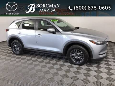 2017 Mazda CX-5 for sale at BORGMAN OF HOLLAND LLC in Holland MI