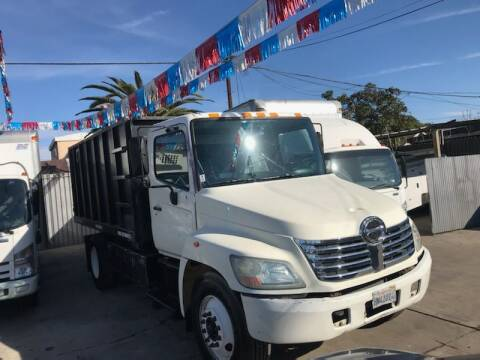 2007 Hino 238 for sale at Ericks Used Cars in Los Angeles CA