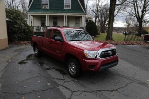 2013 Toyota Tacoma for sale at FENTON AUTO SALES in Westfield MA