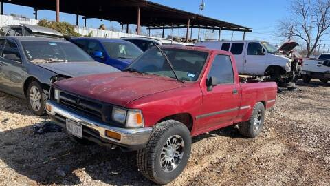 1994 Toyota Pickup for sale at Progressive Auto Plex in San Antonio TX