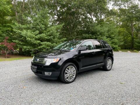 2009 Ford Edge for sale at Fournier Auto and Truck Sales in Rehoboth MA