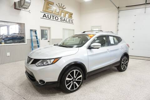 2017 Nissan Rogue Sport for sale at Elite Auto Sales in Ammon ID