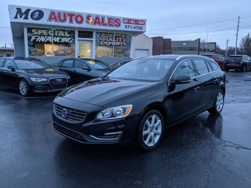 2017 Volvo V60 for sale at Mo Auto Sales in Fairfield OH