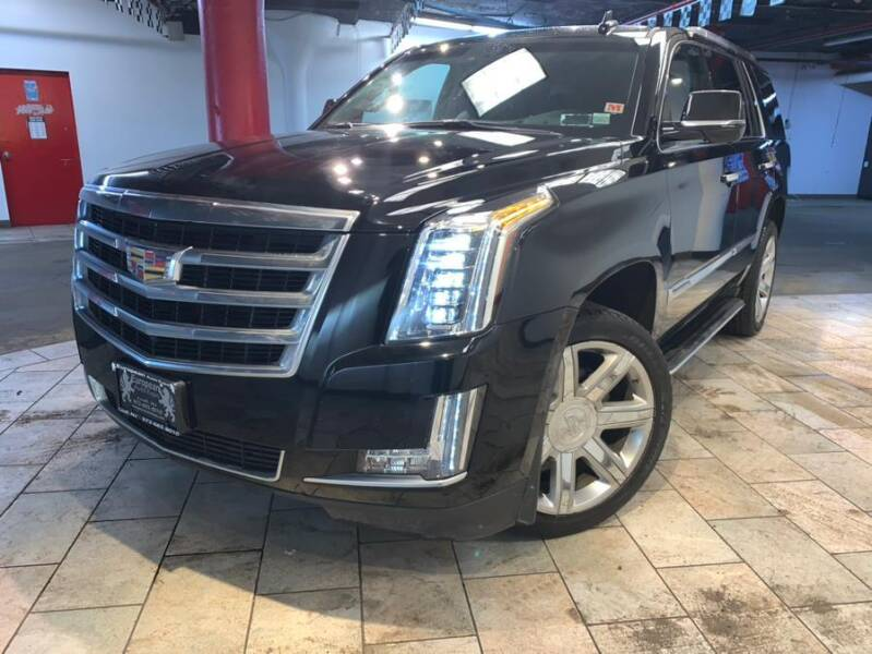 2017 Cadillac Escalade for sale at EUROPEAN AUTO EXPO in Lodi NJ