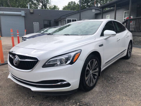 2017 Buick LaCrosse for sale at Champs Auto Sales in Detroit MI