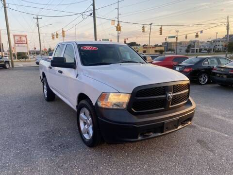 2017 RAM Ram Pickup 1500 for sale at Sell Your Car Today in Fayetteville NC