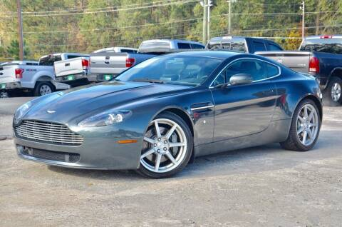 2008 Aston Martin V8 Vantage for sale at Marietta Auto Mall Center in Marietta GA