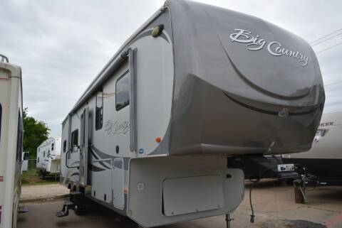 2011 Heartland Big Country 2950RK for sale at Buy Here Pay Here RV in Burleson TX