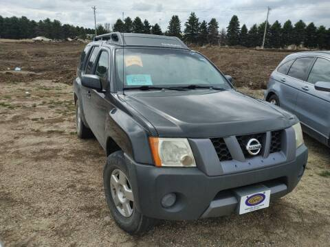 2007 Nissan Xterra for sale at BERG AUTO MALL & TRUCKING INC in Beresford SD