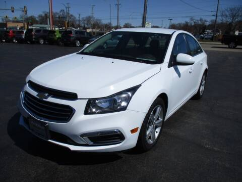 2016 Chevrolet Cruze Limited for sale at Windsor Auto Sales in Loves Park IL