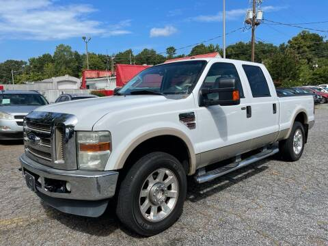 2009 Ford F-250 Super Duty for sale at Car Online in Roswell GA