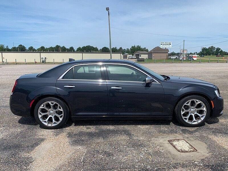 2017 Chrysler 300 for sale at C & H AUTO SALES WITH RICARDO ZAMORA in Daleville AL