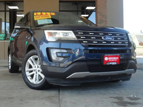 2016 Ford Explorer for sale at Arandas Auto Sales in Milwaukee WI