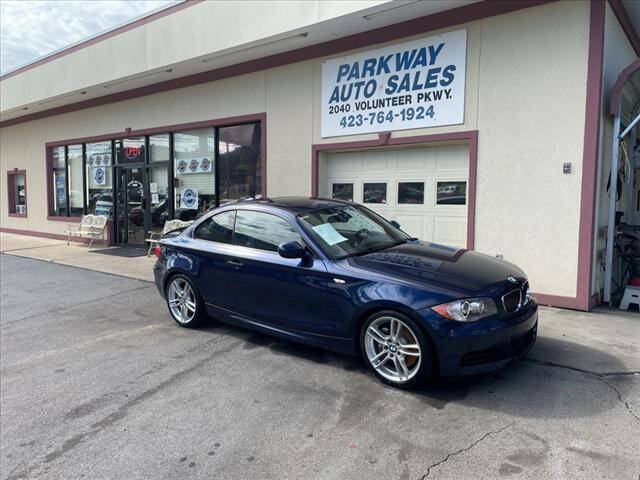 2010 BMW 1 Series for sale at PARKWAY AUTO SALES OF BRISTOL in Bristol TN