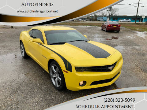 2011 Chevrolet Camaro for sale at Autofinders in Gulfport MS