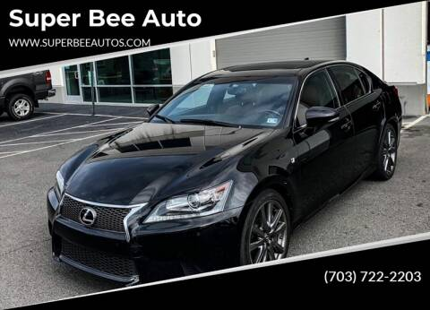 2015 Lexus GS 350 for sale at Super Bee Auto in Chantilly VA