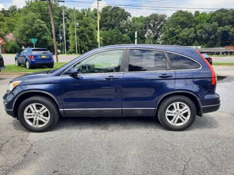 2011 Honda CR-V for sale at PIRATE AUTO SALES in Greenville NC
