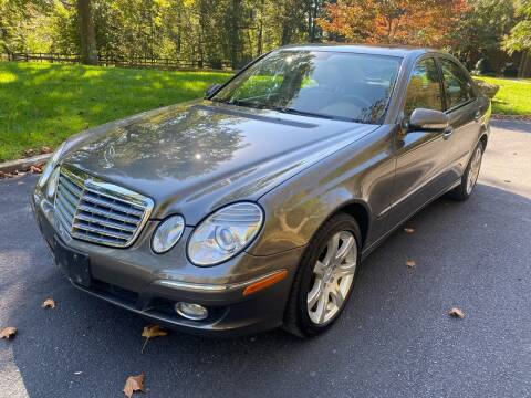 2008 Mercedes-Benz E-Class for sale at Bowie Motor Co in Bowie MD