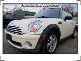 2009 MINI Cooper for sale at Rockland Automall - Rockland Motors in West Nyack NY