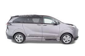 2021 Toyota Sienna for sale at Mobility Motors LLC - A Wheelchair Van in Battle Creek MI