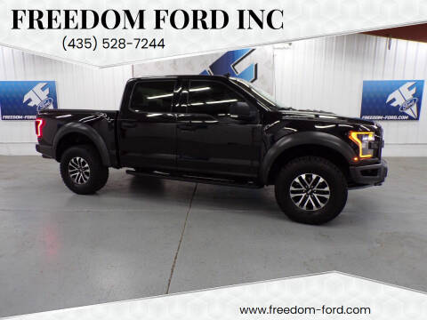 2019 Ford F-150 for sale at Freedom Ford Inc in Gunnison UT
