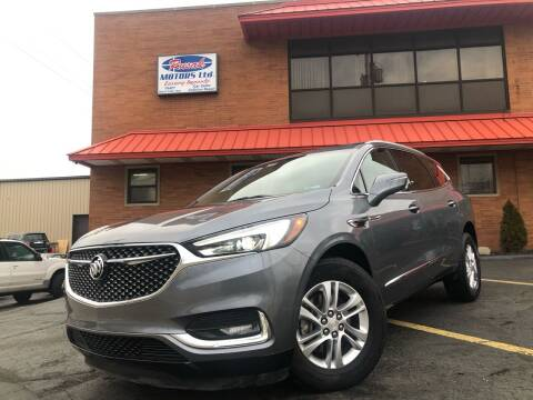 2019 Buick Enclave for sale at Rusak Motors LTD. in Cleveland OH