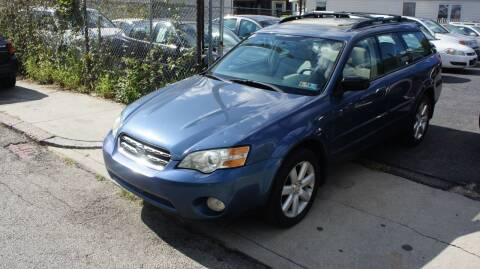 2006 Subaru Outback for sale at GM Automotive Group in Philadelphia PA