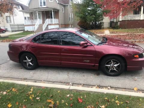 2002 Pontiac Grand Prix for sale at RIVER AUTO SALES CORP in Maywood IL