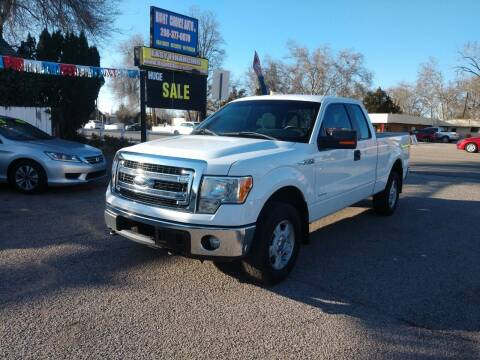 2013 Ford F-150 for sale at Right Choice Auto in Boise ID