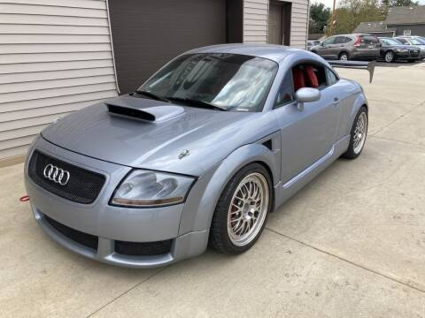 2002 Audi TT for sale at Auto Import Specialist LLC in South Bend IN