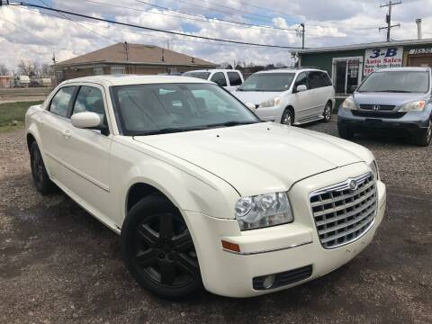 2005 Chrysler 300 for sale at 3-B Auto Sales in Aurora CO