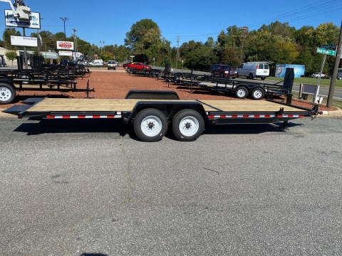 2021 Utility 7x20 for sale at Big Daddy's Auto in Winston-Salem NC