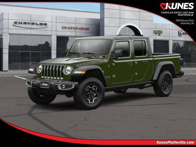 2021 Jeep Gladiator for sale in Sterling, IL