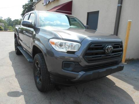 2018 Toyota Tacoma for sale at AutoStar Norcross in Norcross GA