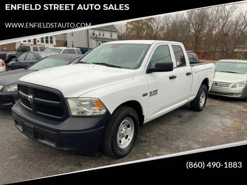 2016 RAM Ram Pickup 1500 for sale at ENFIELD STREET AUTO SALES in Enfield CT