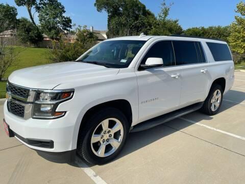 2015 Chevrolet Suburban for sale at Texas Select Autos LLC in Mckinney TX