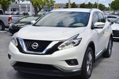 2015 Nissan Murano for sale at Motor Car Concepts II - Kirkman Location in Orlando FL