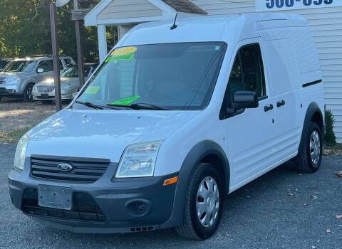 2012 Ford Transit Connect for sale at Landmark Auto Sales Inc in Attleboro MA